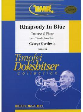 Picture of Sheet music for trumpet and piano by George Gershwin