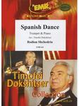 Picture of Sheet music for trumpet, cornet or flugelhorn and piano or organ by Rodion Shchedrin