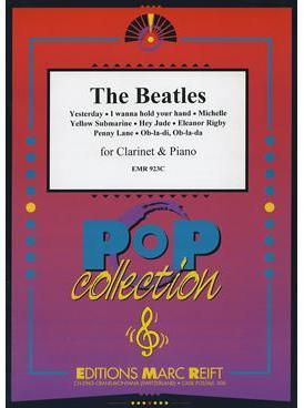 Picture of Sheet music for clarinet and piano by John Lennon and Paul McCartney