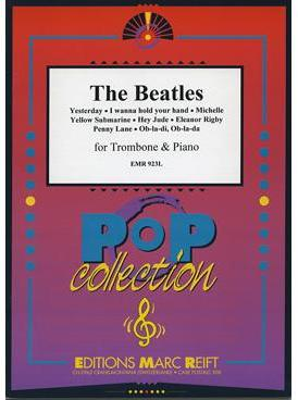 Picture of Sheet music for tenor trombone and piano by John Lennon and Paul McCartney