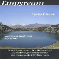 Picture of CD of music for organ, harp and voices by James Cook Artist: Samuel Hudson, Tacye Phillipson, Rufus Frowde and Voces Oxonienses
