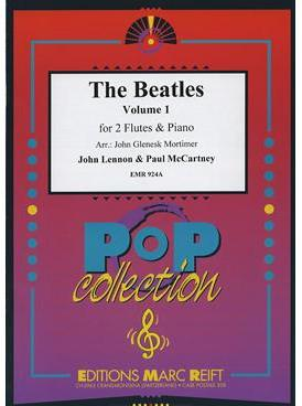 Picture of Sheet music for 2 flutes and piano by John Lennon and Paul McCartney