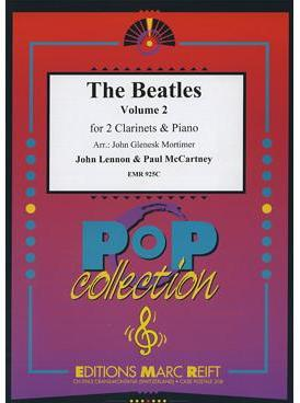 Picture of Sheet music for 2 clarinets and piano by John Lennon and Paul McCartney