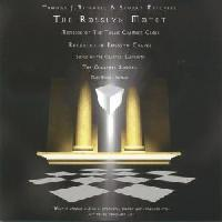 Picture of CD of choral music by Thomas J Mitchell, arranged by Stuart Mitchell, performed by the Tallis Chamber Choir and the Chartres Singers