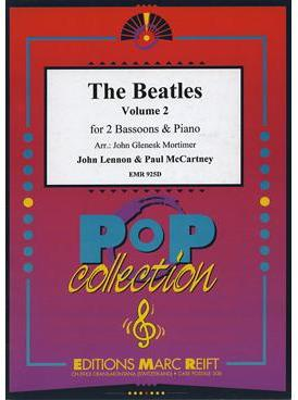Picture of Sheet music  by Lennon/McCartney. Sheet music for 2 bassoons and piano by John Lennon and Paul McCartney
