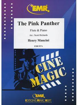 Picture of Sheet music for flute and piano by Henry Mancini