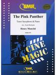 Picture of Sheet music for tenor saxophone and piano by Henry Mancini