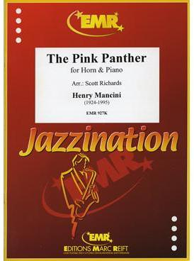 Picture of Sheet music for french horn in Eb or F and piano by Henry Mancini