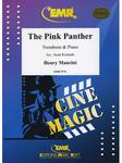 Picture of Sheet music for tenor trombone and piano by Henry Mancini