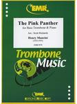 Picture of Sheet music for bass trombone and piano by Henry Mancini