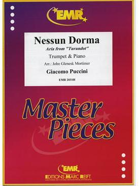 Picture of Sheet music  for trumpet (bb/c) and piano. Sheet music for trumpet in Bb or C and piano by Giacomo Puccini