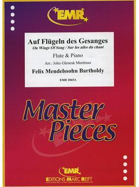 Picture of Sheet music for flute and piano by Felix Mendelssohn