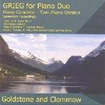 Grieg: Music for Piano Duo