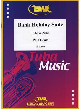 Picture of Sheet music for tuba and piano by Paul Lewis