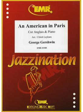 Picture of Sheet music for cor anglais and piano by George Gershwin