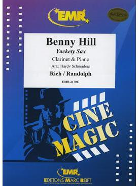 Picture of Sheet music for clarinet and piano by Randy Randolph and James Rich