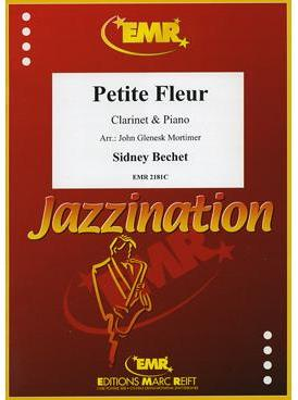 Picture of Sheet music for clarinet and piano by Sidney Bechet