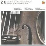 Picture of CD of orchestral music by Elgar and Hoddinott, performed by the National Youth Orchestra of Wales
