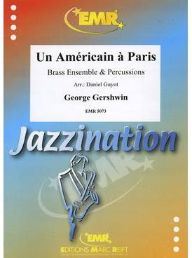 Picture of Sheet music  for 4 trumpets (bb/c), french horn (eb/f), 4 trombones, tuba (bb/c) and percussion. Sheet music for brass tentet and percussion by George Gershwin