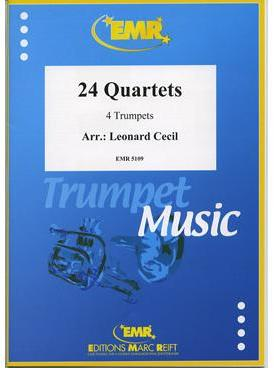 Picture of Sheet music  by Album of composers. Sheet music for 4 clarinets, french horns, trumpets, trombones or euphoniums