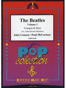 Picture of Sheet music for trumpet or cornet, french horn and piano by John Lennon and Paul McCartney