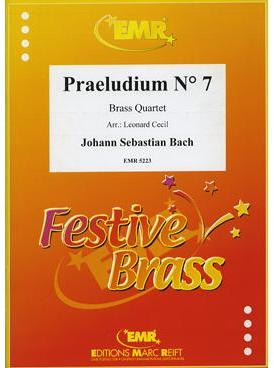 Picture of Sheet music  for 2 trumpets (bb/c) or cornets; french horn (eb/f) or trombone (bc/tc); trombone (bc/tc). Sheet music for brass quartet by Johann Sebastian Bach