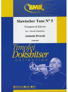 Picture of Sheet music  for trumpet (bb/c) and piano. Sheet music for trumpet in Bb or C and piano by Antonín Dvořák