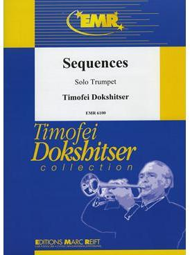 Picture of Sheet music for trumpet solo by Timofei Dokshitser