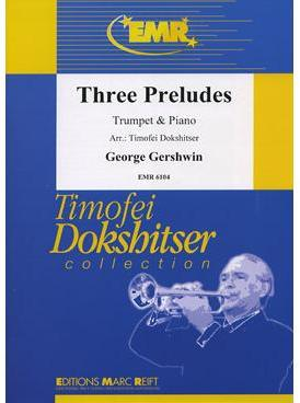 Picture of Sheet music  for trumpet (bb/c) and piano. Sheet music for trumpet in Bb or C and piano by George Gershwin
