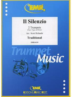 Picture of Sheet music  by Anonymous. Sheet music for 2 trumpets and optional piano or organ