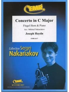 Picture of Sheet music for flugelhorn and piano by Josef Haydn