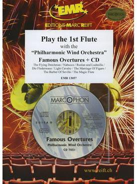 Picture of Sheet music  by Album of composers. Sheet music for flute with accompanying CD