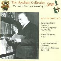 Picture of CD of orchestral works performed by the Royal Philharmonic Orchestra, conducted by Sir Thomas Beecham