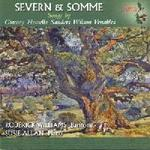 Picture of CD of songs by Ivor Gurney, Herbert Howells, John Sanders, Christian Wilson and Ian Venables, performed by the baritone Roderick Williams, accompanied by Susie Allan on piano Artist: Roderick Williams and Susie Allan