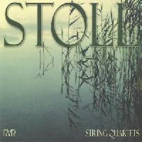 Picture of CD of music for string quartet by David Stoll Artist: Solid Strings