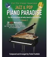Picture of Sheet music for piano solo by Fishel Pustilnik