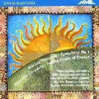 Picture of CD of music for chorus and orchestra by David Bedford Artist: BBC Symphony Orchestra, Crouch End Festival Chorus and Piers Adams