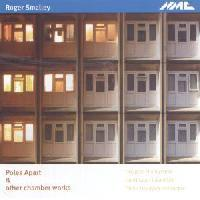 Picture of CD of chamber music by Roger Smalley