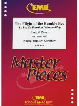 Picture of Sheet music for flute and piano by Nikolai Rimsky-Korsakov