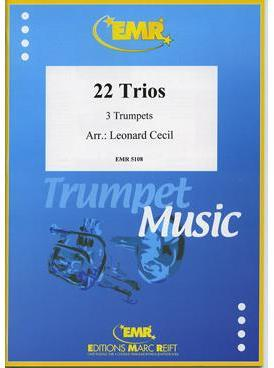 Picture of Sheet music  by Album of composers. Sheet music for 3 clarinets, french horns, trumpets, tenor trombones or euphoniums