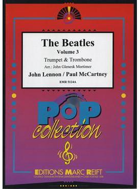 Picture of Sheet music for trumpet or cornet, tenor trombone or euphonium and piano by John Lennon and Paul McCartney
