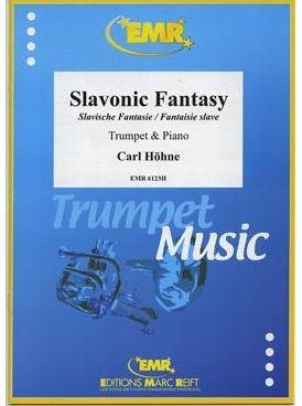 Picture of Sheet music  for trumpet (bb/c), cornet or flute group; piano. Sheet music for trumpet in Bb or C, cornet or flugelhorn and piano by Carl Höhne