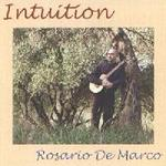 Picture of CD of Mediterranean music for guitar arranged and performed by Rosario De Marco