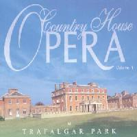 Picture of CD of operatic excerpts performed by Opera Interludes at Trafalgar Park Artist: Malcolm Martineau, London Musici, Philip Blake-Jones, Simon Over and Opera Interludes