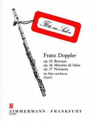 Picture of Sheet music for flute and piano by Franz Doppler
