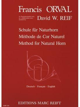 Picture of Tutor for natural horn by Francis Orval and David Reif