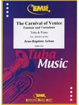 Picture of Sheet music for tuba and piano by Jean-Baptiste Arban