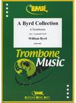 Picture of Sheet music for 4 tenor trombones by William Byrd
