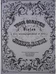 Picture of Sheet music for flute and clarinet by Josef Haydn