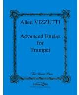 Picture of Studies for trumpet solo by Allen Vizzutti